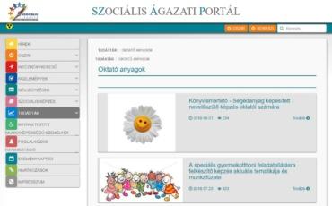 FONTOS INFORMÁCIÓ! szocialisportal.hu