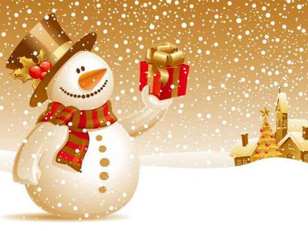 Békés karácsonyt!
