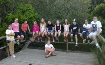 Gyereknap: kirándulás a Tatai tónál