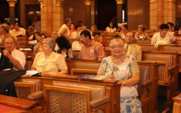 NOE konferencia a Parlamentben