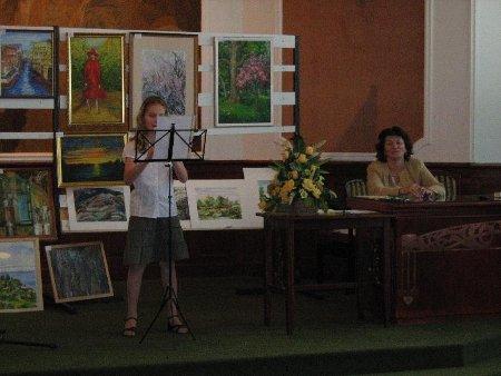 Kiállításon készült képek