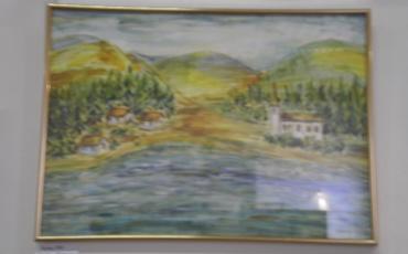 Festménykiállítás és vásár