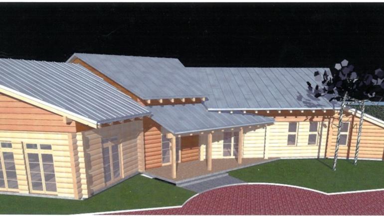 Terv a közösségi házról
